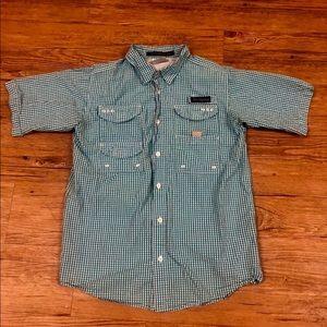 Youth Columbia shirt